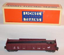 Lionel Trains Conrail Operating Barrel Car #6-9225 with the Original Box. Sells as is, where is.