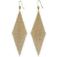 Elsa Peretti earrings, by Tiffany & Co.