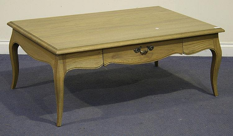 A modern laura ashley 39 avignon 39 oak coffee table for Coffee tables laura ashley
