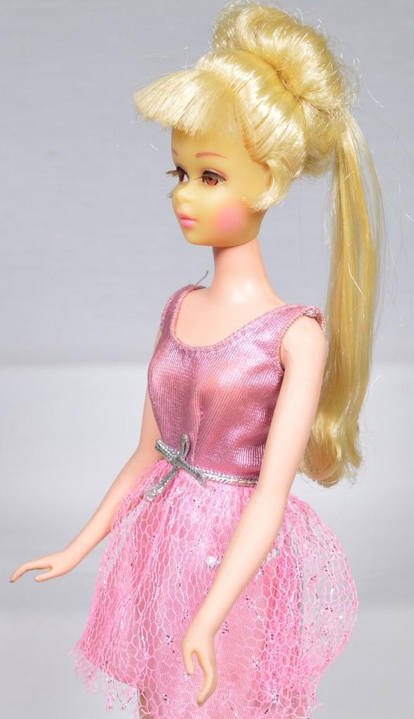 Mod Era Barbie Growin' Hair Francie