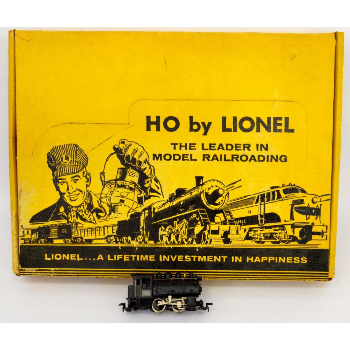 Rivarossi for Lionel HO 5700 freight set in OBs