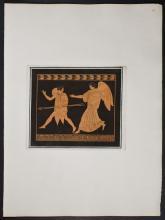 Hamilton - 4 Folio Engravings