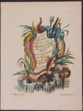 Knorr - Frontispiece with Waterfall & Shells