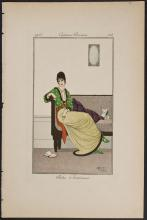 Dames - Vallee - Fashionable Dress. 125