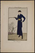 Dames - Monvel - Fashionable Dress. 126