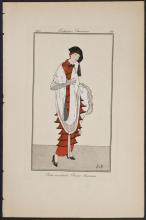 Dames - J. van Brock - Fashionable Dress. 132