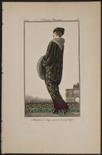 Dames - Vallee - Fashionable Dress. 134