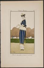 Dames - Andre Stefan - Fashionable Dress. 138