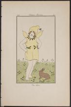 Dames - MFN - Fashionable Dress. 140