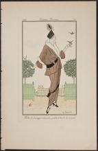 Dames - Vonoy - Fashionable Dress. 141