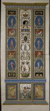 Raphael - Religious Fresco or Decorative Pilaster. 2