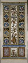 Raphael - Religious Fresco or Decorative Pilaster. 3