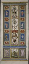 Raphael - Religious Fresco or Decorative Pilaster. 6