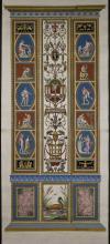 Raphael - Religious Fresco or Decorative Pilaster. 7