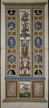 Raphael - Religious Fresco or Decorative Pilaster. 9