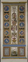 Raphael - Religious Fresco or Decorative Pilaster. 10