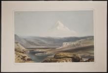 Warre - Mount Hood from Les Dalles