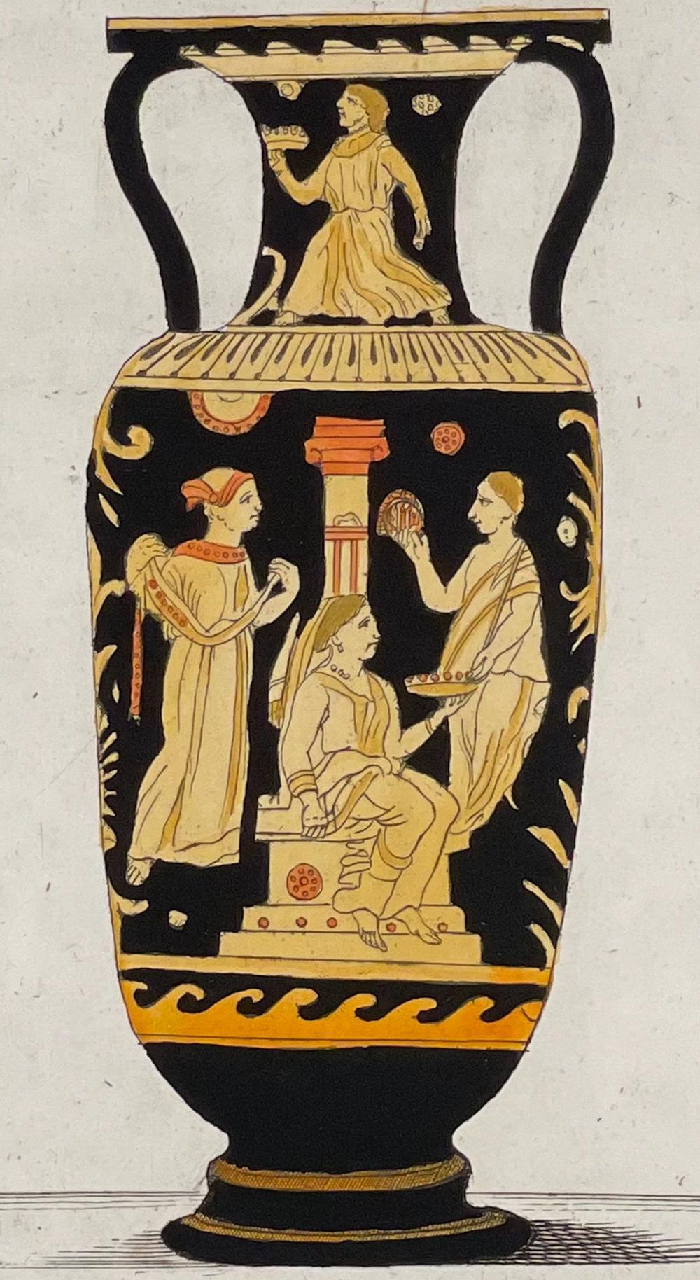 Passeri - Grecian Vase. 291