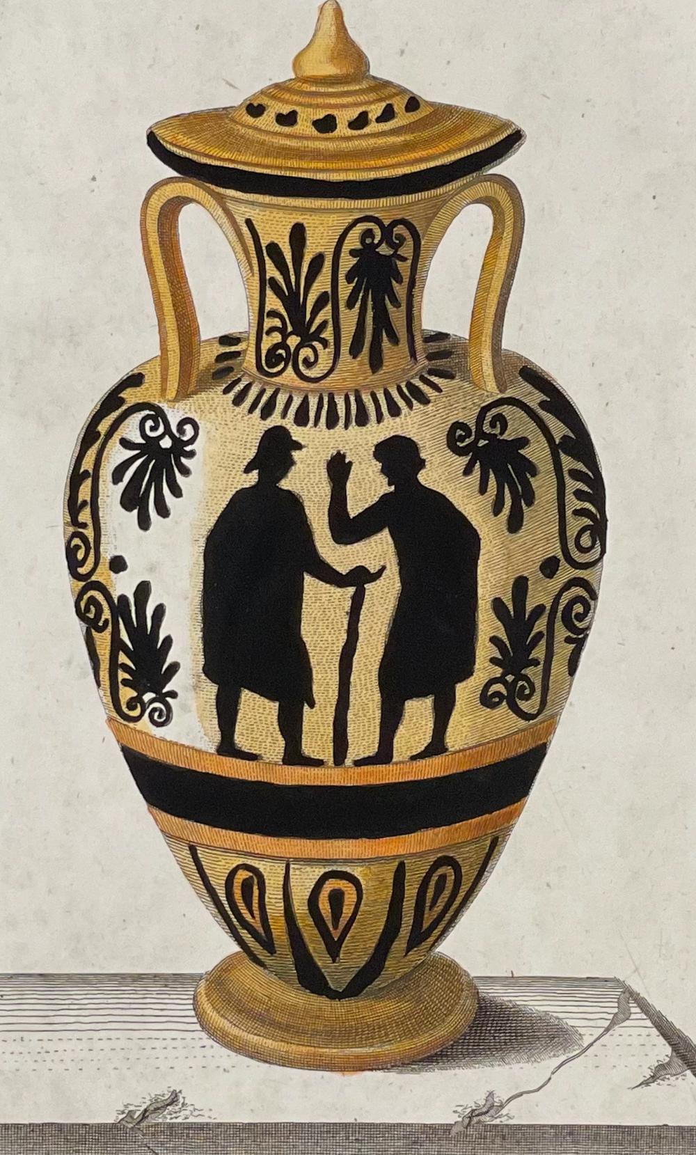 Passeri - Grecian Vase. 247