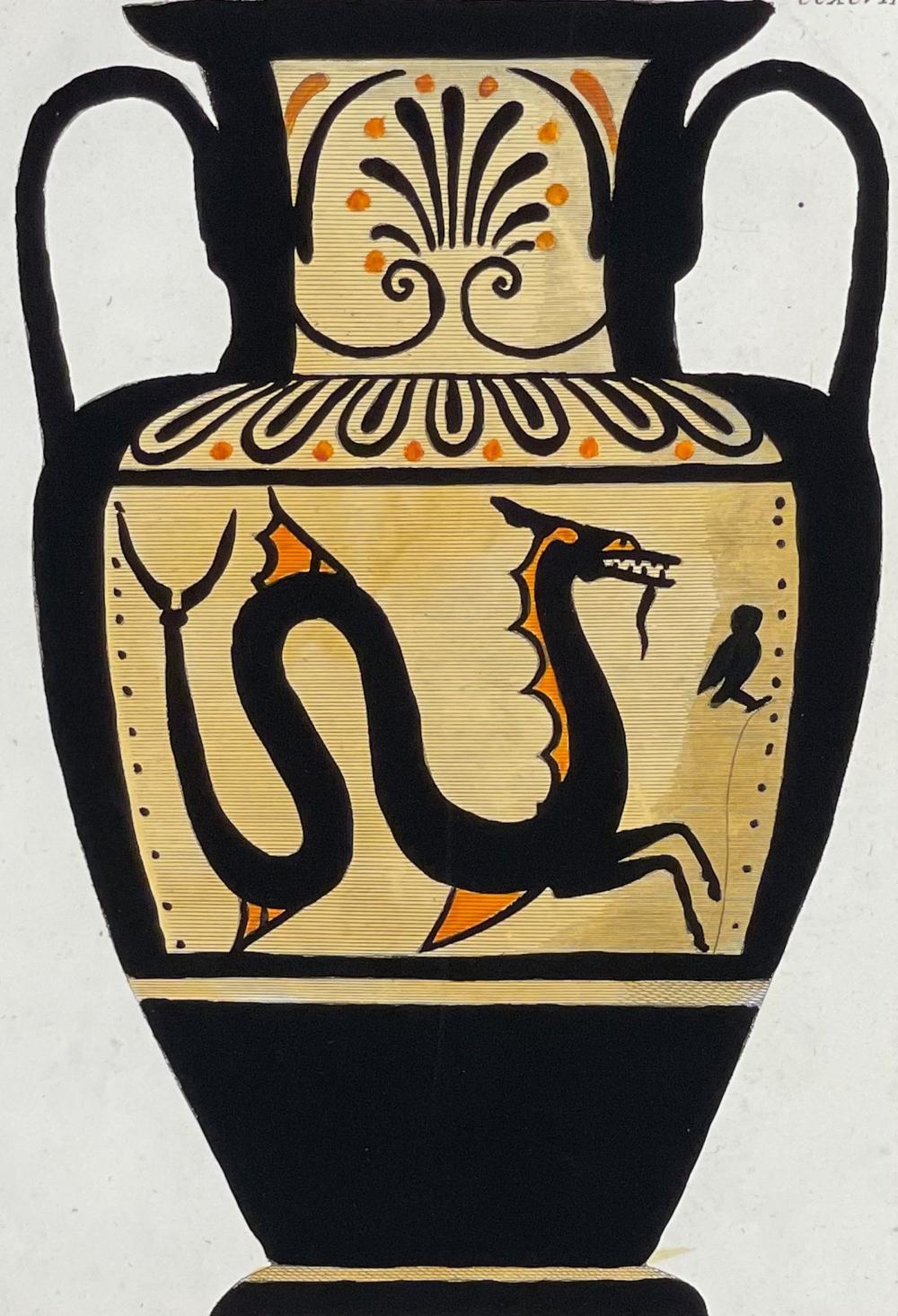 Passeri - Grecian Vase. 299
