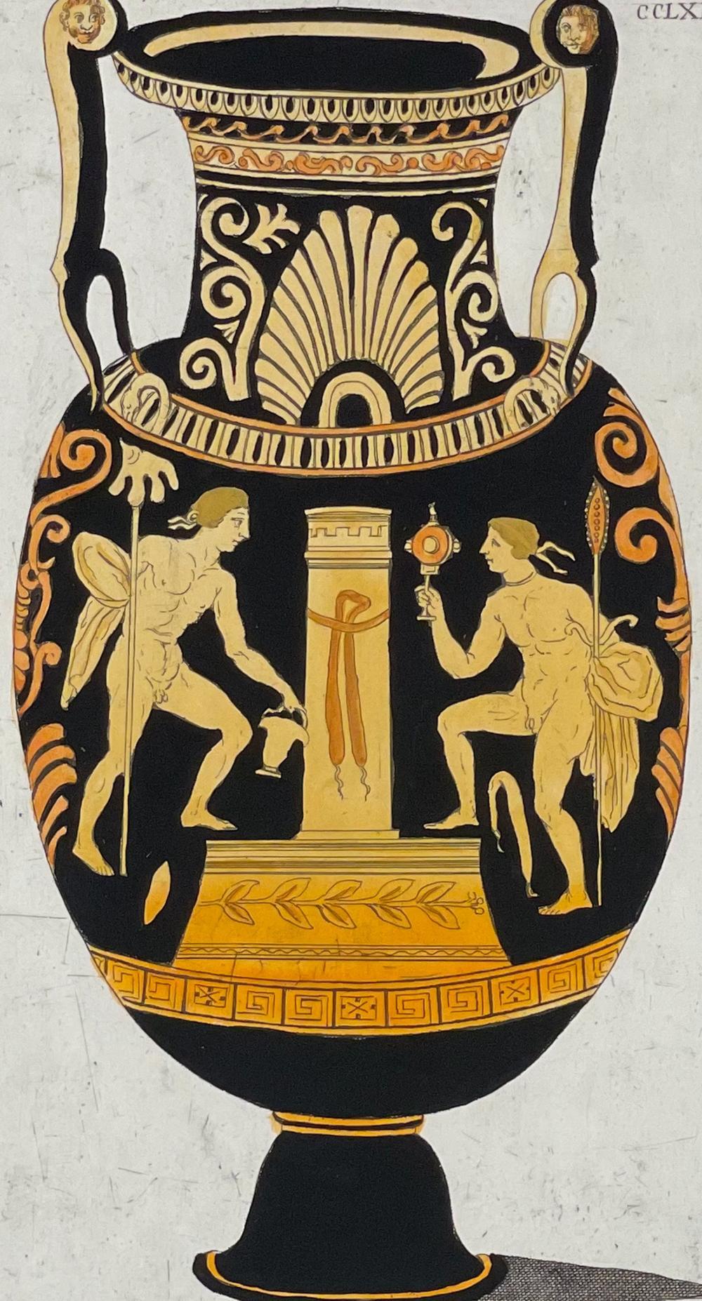 Passeri - Grecian Vase. 261