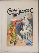 Maitres de Affiche - Cirage Jacquot by Lucien Lefevre - 90