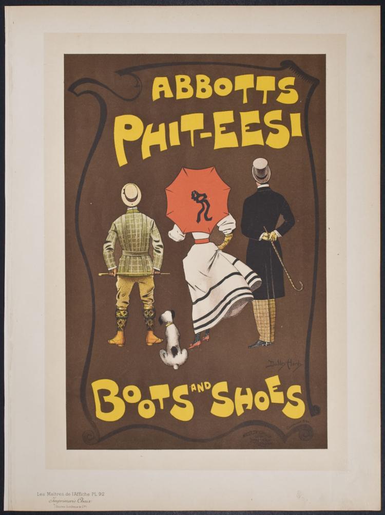 Maitres de Affiche - Abbotts Phit-eesi by Dudley Hardy - 92