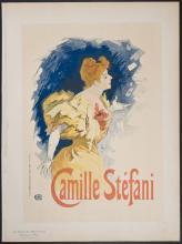 Maitres de Affiche - Camille Stefani by Jules Cheret - 93