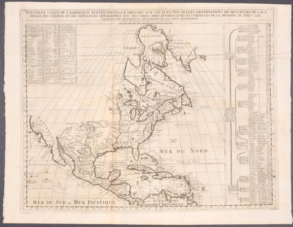 Lot 11008: Chatelain - North America