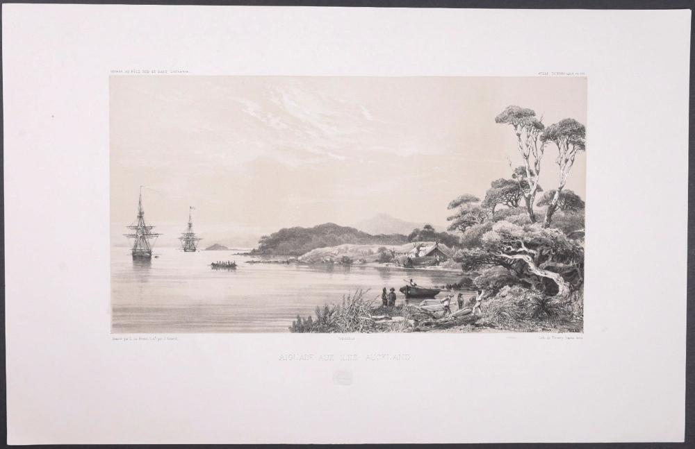 Lot 11082: Dumont - Auckland Islands, New Zealand. 176