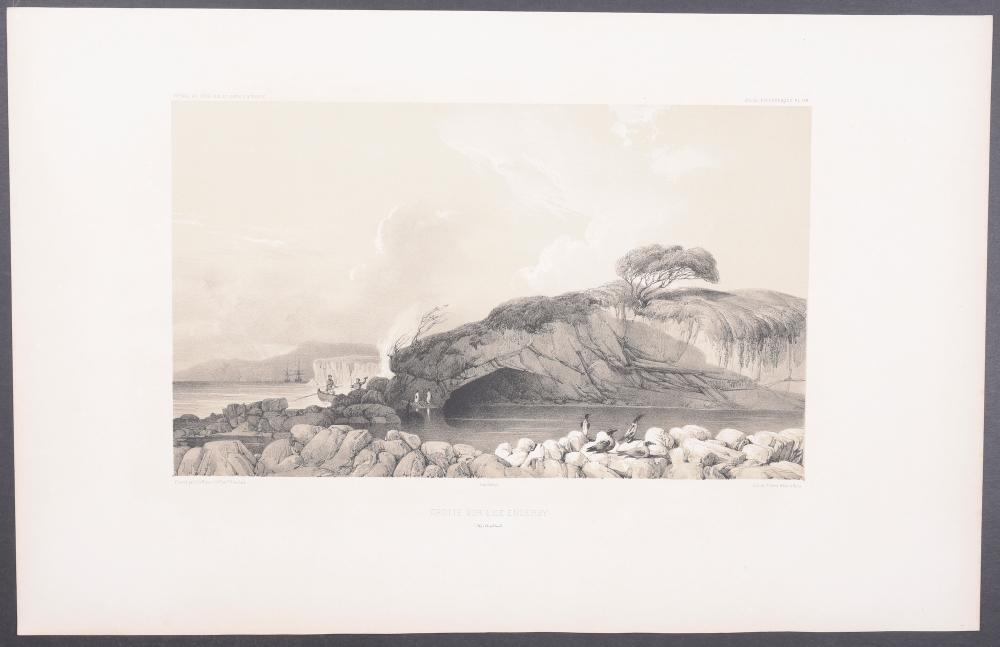 Lot 11088: Dumont - Penguins, Enderby Islands, Auckland, New Zealand. 179