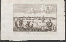 Salmon - View of Amsterdam