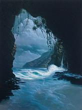 WALFRIDO GARCIA 'ANGELIC LIGHT' CIBACHROME