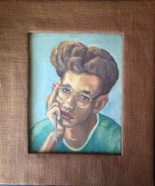 DOUGLAS DENNISTON (AMERICAN 1921-2004), AMERICAN MODERNIST PAINTING