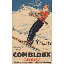 Paul Ordner (1900-1969) Combloux