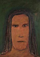 § DOUGLAS THOMSON (SCOTTISH B.1955) GREEN SEA 75cm 55cm (29.5in x 21.5in)