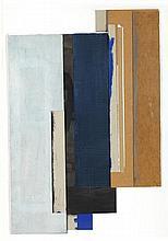 PHILIP REEVES R.S.A., P.P.R.S.W., A.R.C.A. (SCOTTISH B. 1931) STAFFIN COAST 110cm x 75cm (43in x 29.5in)