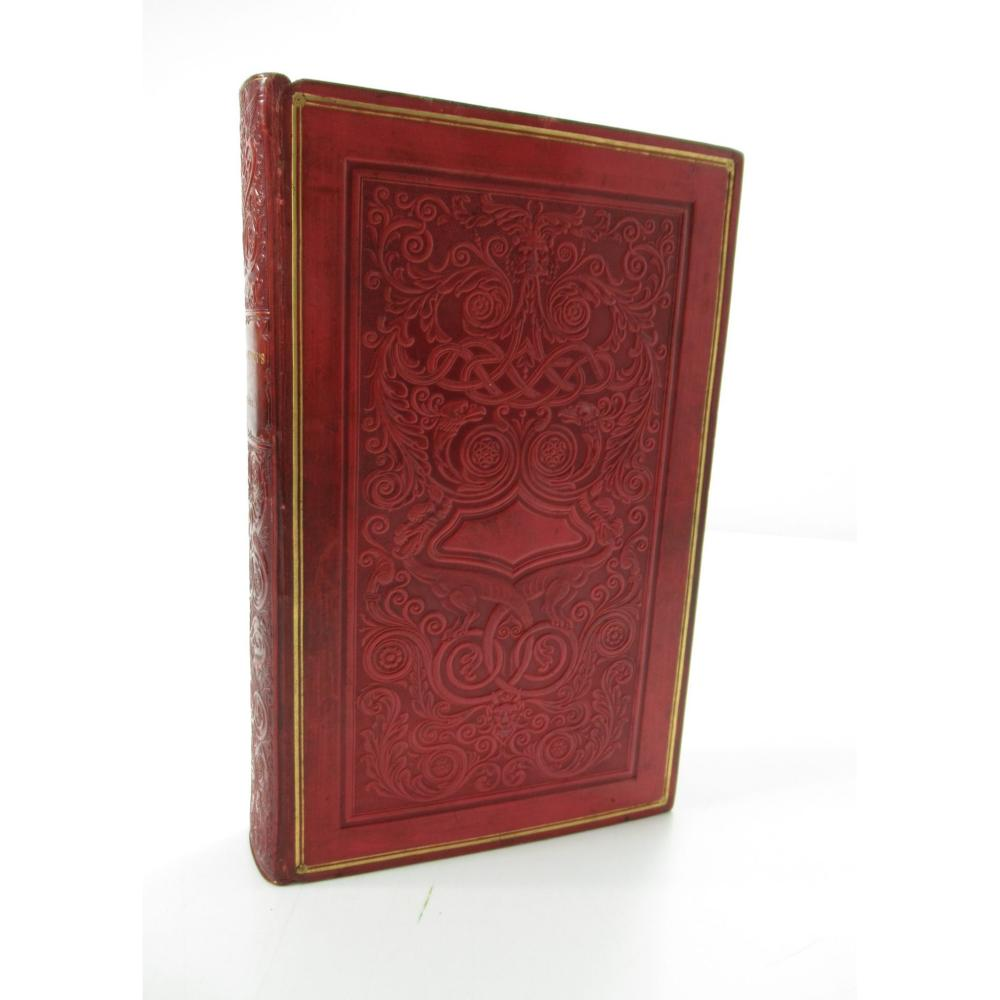 FINE BINDING - THOUVENIN THE WORKS OF LORD BYRON