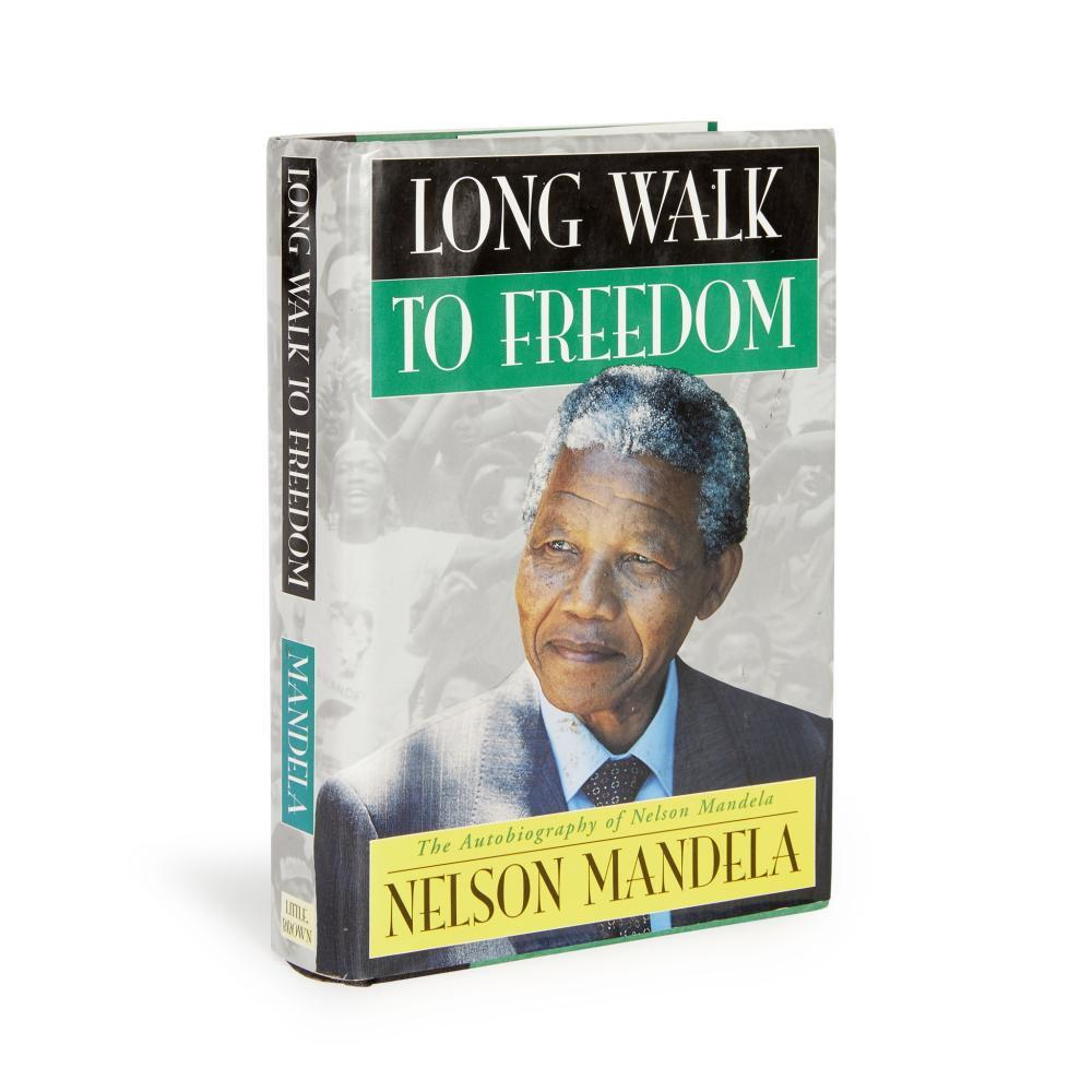 Mandela, Nelson Long Walk to Freedom