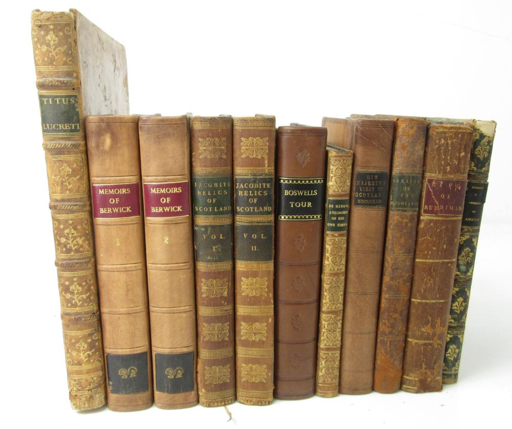 18TH & 19TH CENTURY BRITISH HISTORY A COLLECTION, COMPRISING