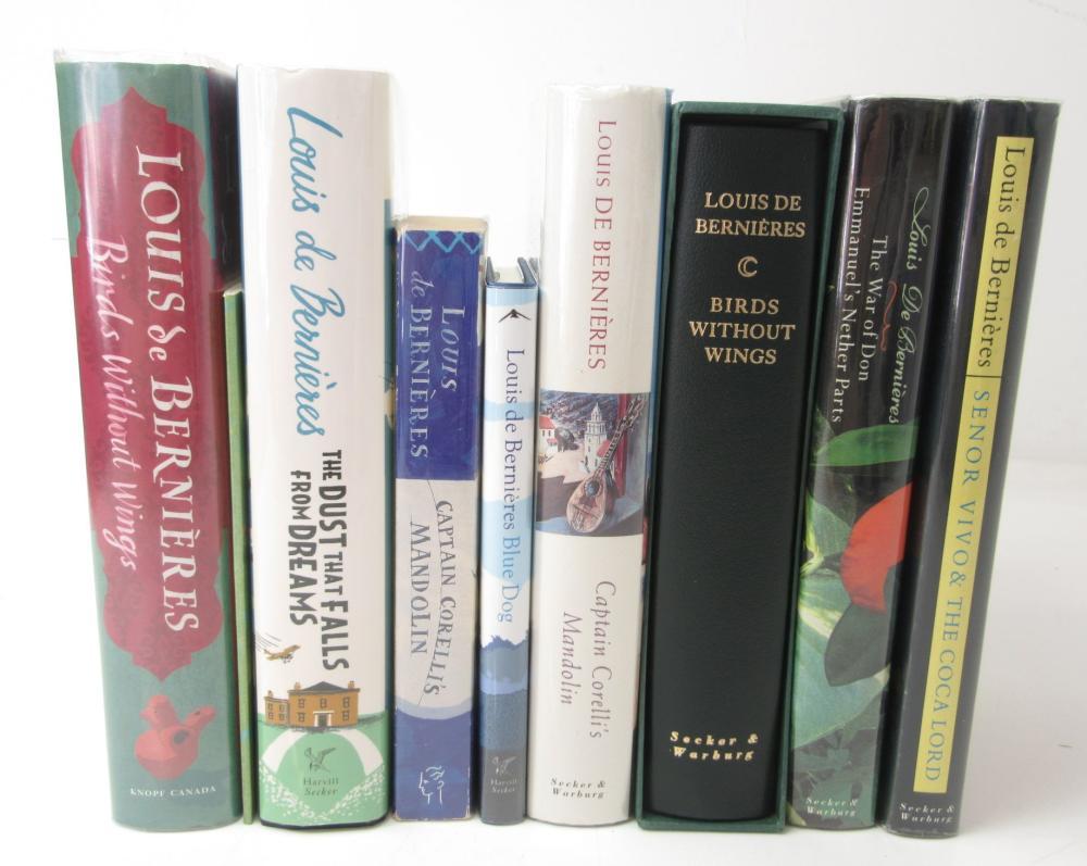 Bernières, Louis de A collection of 9 volumes, comprising