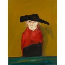 [§] JOHN BELLANY C.B.E., R.A., H.R.S.A. (SCOTTISH 1942-2013) PORTRAIT OF AN