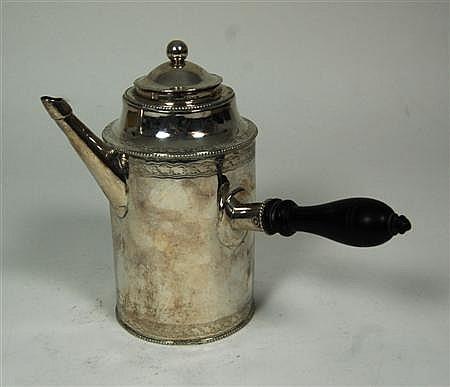 A Danish coffee pot 20cm high, 17.4oz