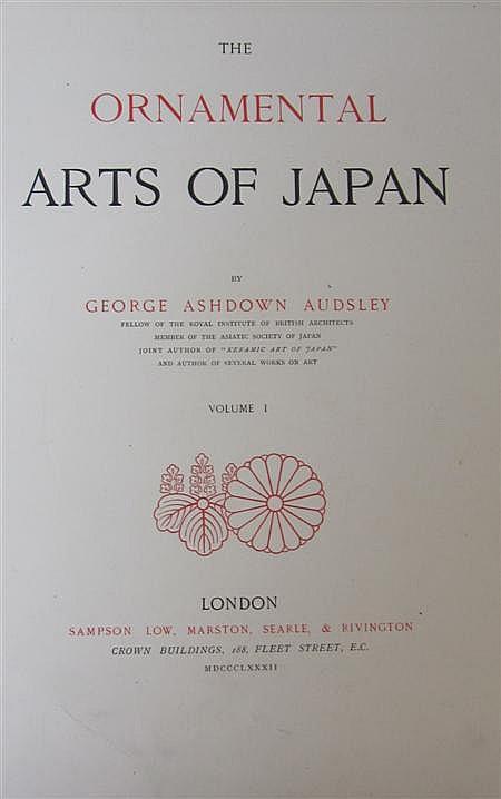 Audsley, George Ashdown