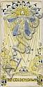 * § JESSIE MARION KING (SCOTTISH 1875-1949) 'THE GOLDEN DAWN'