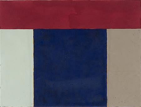 ALISON TURNBULL (B. 1956) UNTITLED 40cm x 54cm (15.75in x 21.25in)
