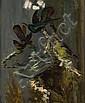 DUNCAN GRANT (SCOTTISH, 1885-1978) THE BIRDS 31cm x 25cm (12.25in x 10in)