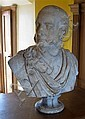 PLASTER BUST OF A NOBLEMAN
