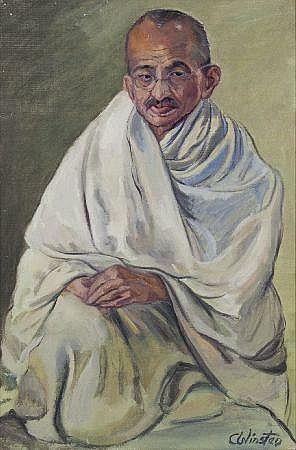 Winsten, Clare - Gandhi, Mahatma
