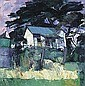 ARCHIE FORREST MEXICAN SHACK, CANNERY ROW, MONTEREY 51cm(20in) x 51cm(20in), Archie Forrest, Click for value